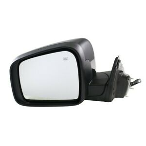 For Jeep Cherokee Front left Driver Side Door Mirror Ch1320360 New 1ww45ws2ab