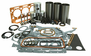 Ford Engine Overhaul Kit S 66597 334 Super Dexta Djpn6149w