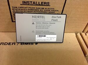 Nortel Startalk Flash A0730850 Eng Sp S w Ver 1 7 0 Refurbished