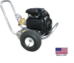 Pressure Washer Portable Cold Water 2 5 Gpm 3000 Psi 5 Hp Honda Eng Ari