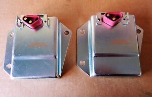 Adjustable External Voltage Regulator Chrysler Dodge Plymouth 1970 87 Lot Of 2