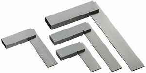 Grizzly Machinist s Square Set 4 piece
