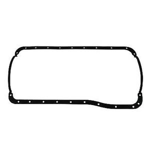 Moroso 93167 Oil Pan Gasket Rubber With Steel Core For Ford 460