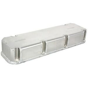 Moroso 68349 Fabricated Aluminum Valve Covers For Ford 429 460 Natural