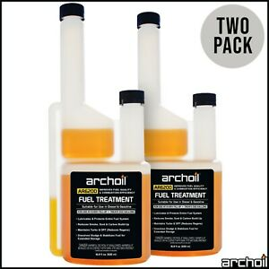 Archoil Ar6200 Fuel Treatment Two Pack 16oz Each Treat Up To 1 000 Gallons