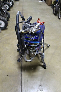 Graco 495 Ultimate Pcpro 826202