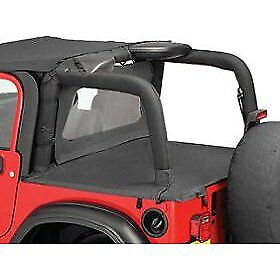 Bestop Deck Cover New For Jeep Wrangler 2004 2006 90024 35