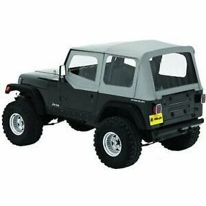 Bestop Soft Top New Jeep Wrangler 1988 1995 51120 09