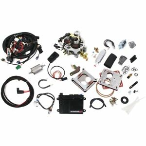 Holley Fuel Injection Kit Gas New 550 200