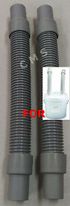 Buffalo Dental Plaster Trap ez Flexible 18 Hoses Pipes Only Set Of 2 62108