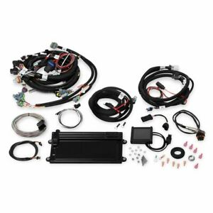 Holley Fuel Injection Kit Gas New 550 612