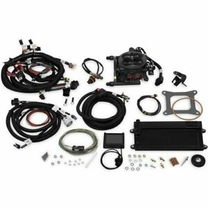 Holley Fuel Injection Kit Gas New Chevy Chevrolet Silverado 1500 Truck 550 426