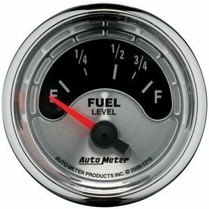 Autometer Fuel Gauge Gas New 1215
