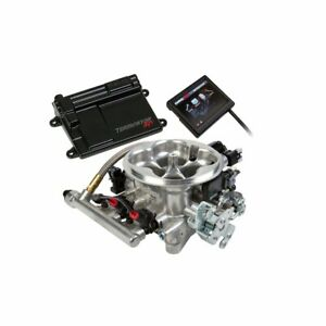 Holley Fuel Injection Kit Gas New For Chevy Chevrolet Silverado 1500 550 409