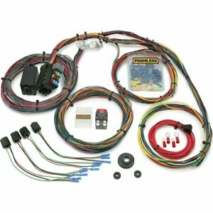 Painless Chassis Wire Harness Kit New For Dodge Dart Coronet 1969 1976 10127
