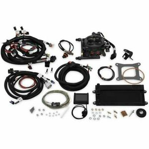Holley Fuel Injection Kit Gas New Chevy Chevrolet Silverado 1500 Truck 550 422