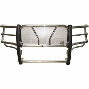 Westin Grille Guard New Polished Chevy Chevrolet Silverado 2500 Hd 57 93610