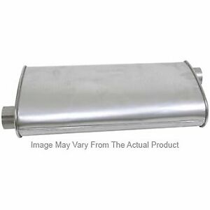Walker Muffler Rear New For Vw Volkswagen Eurovan 1999 2002 55499