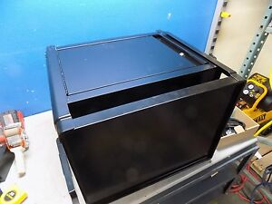 Edsal Audio visual Equipment Cart W Electric Assembly 24 Width Av24181