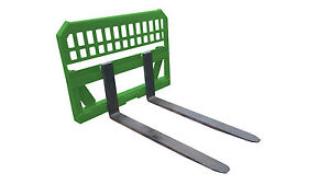 New Pallet Forks For John Deere Global Euro Style Coupler
