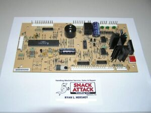 Fsi Fawn Usi Snack Vending Machine Control Board brown Will Buy Core