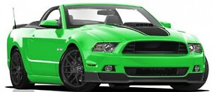 Classic Design Concepts Mustang Performance Upper Grille 2013 2014