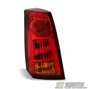 Factory Style 2003 2007 Cadillac Cts Tail Light Lamp Replacement Driver Side