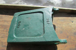 Cws Log Fork Grapple Tooth 9 w 13 5 Overall Length Used With 844j John Deere