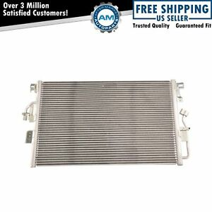 Ac Condenser A c Air Conditioning For Saturn Vue 3 5l Suv Truck Brand New