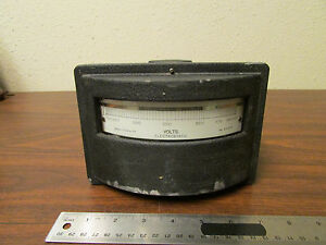 Sensitive Research Electrostatic Voltmeter Esdew 5 5kv Panel Mount