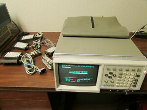 Hp Agilent Keysight 8175a Digital Signal Generator Tested Working With Pods