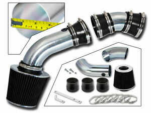 Bcp Black 96 99 Chevy C K 1500 4 3 V6 5 0 5 7 V8 Racing Air Intake Kit Filter