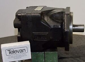 Parker Denison Hydraulic High Speed Vane Motor M4sd 128 1n00 A501 M4d