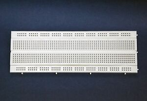 10pc Solderless Breadboard Eic 1102 1p 165x55x8 5mm 830 Holes Rohs Taiwan