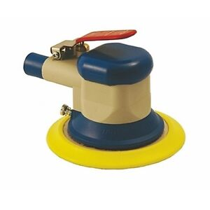 Hutchins Random Orbital Air Sander With 3 32 Offset And 6 Psa Pad 3500h
