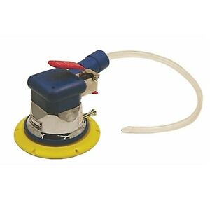 Hutchins Vacuum Assist Random Orbital Sander With 3 32 Offset 6 Psa Pad 4950