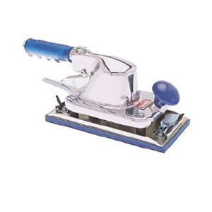 Hutchins Self generating Orbital Sander 4 1 2 X 9 Psa Pad 4933