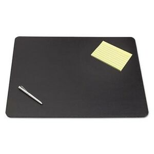 Aop510041 Sagamore Desk Pad W decorative Stitching