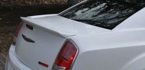 Painted srt style Rear Spoiler For 2011 2019 Chrysler 300 Any Color