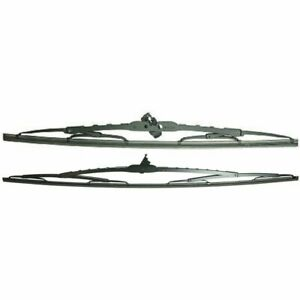 Bosch Set Of 2 Windshield Wiper Blades Front Or Rear Driver Set Bs40517