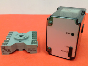 Action Pak Model 1000 6085 Relay Dpdt With 11 pin Base