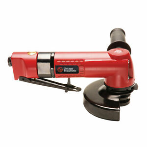 Chicago Pneumatic 5 Angle Grinder 3 8 Spindle Cp9121cr