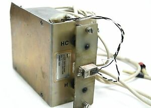 Mcl Anode Swicth For Harris Am 7498 g Satcom Radio Frequency Highpower Amplifier