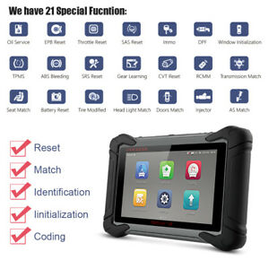 Full Systems Diagnostic Scan Tool J2534 Programming Coding Tool For Bmw Honda Gm