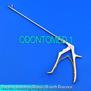 High Quality Baby Tischler Rotating Cervical Biopsy Punch Forceps brand New Odm