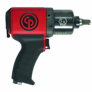 Chicago Pneumatic 1 2 Atex Impact Wrench Chp cp6748ex