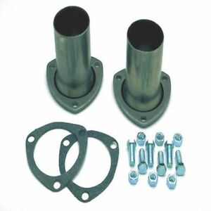 Hedman Hedders 21103 3 3 bolt Flange Header Reducers 2 1 2 Exhaust System