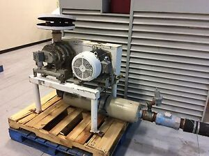 Sutorbilt 4m f Positive Displacement Rotary Blower 7 5 Hp 200v