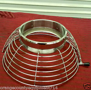 New 20 Qt Bowl Guard Protector Safety Wire Cage For Hobart Mixer 2258 Uniworld