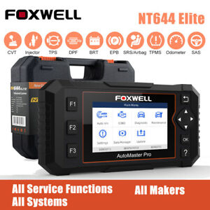 Launch X431 Obdii Car Scanner Wifi Update Diagnostic Tool Abs Dpf Tpms Oil Reset